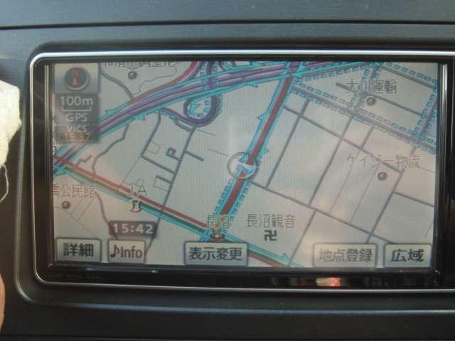 S メモリーナビフルセグTV Bカメラ ETC(10枚目)