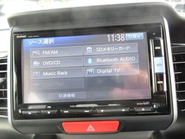 ホンダ N BOX G SSパッケージ シティブレーキ メモリーナビ