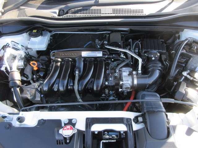 i-DCD(intelligent Dual-Clutch Drive) SPORT HYBRIDのLEB-H1エンジン 1モーターですが力と燃費のバランスが取れてます