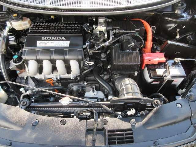 IMAの1.5Lエンジンです