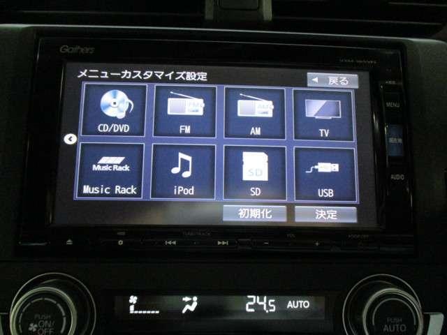 セダン 純正メモリーナビ SEN Rカメラ ETC LED(3枚目)
