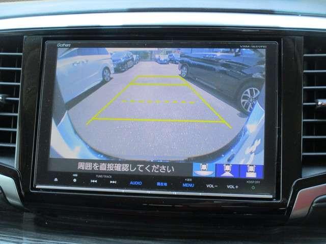 ハイブリッドアブソルート・ホンダセンシングEXパック センシング 純正ナビ Rカメラ ETC LED(9枚目)