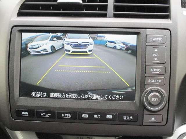 RSZ Sパッケージ 純正ナビ Rカメラ ETC HID AW(8枚目)