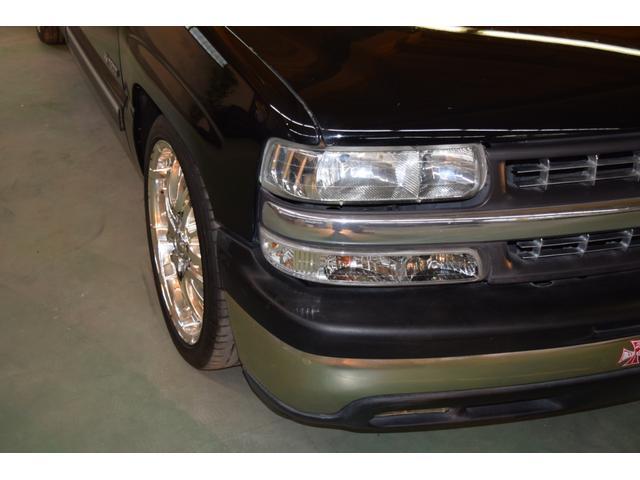 「シボレー」「シボレーシルバラード」「SUV・クロカン」「千葉県」の中古車9