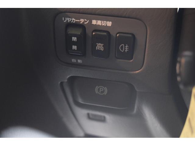 標準仕様車 デュアルEMVパッケージ 法人前オーナー グレーレザーシート リアシートリクライニング&マッサージ機能付 リアバニティーミラー キーレス ETC スペアキー 取説 新車時保証書有(33枚目)