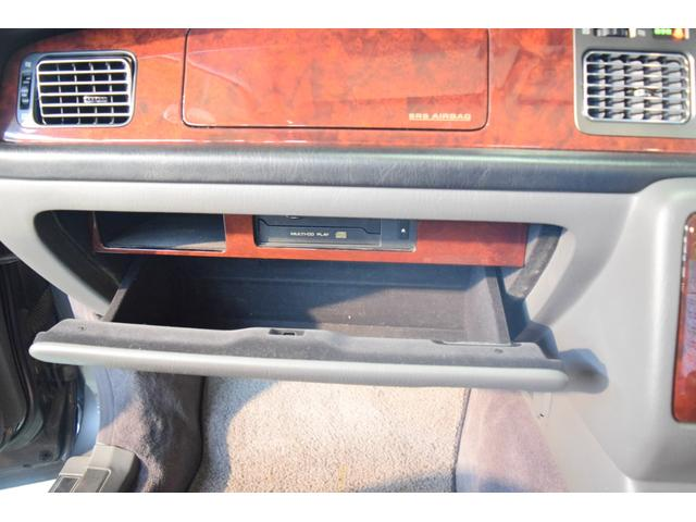 標準仕様車 デュアルEMVパッケージ 法人前オーナー グレーレザーシート リアシートリクライニング&マッサージ機能付 リアバニティーミラー キーレス ETC スペアキー 取説 新車時保証書有(39枚目)
