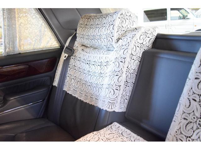 標準仕様車 デュアルEMVパッケージ 法人前オーナー グレーレザーシート リアシートリクライニング&マッサージ機能付 リアバニティーミラー キーレス ETC スペアキー 取説 新車時保証書有(52枚目)