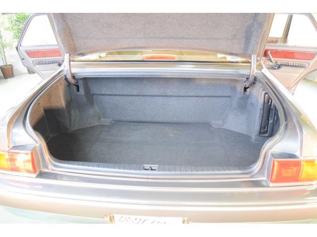 標準仕様車 デュアルEMVパッケージ 法人前オーナー グレーレザーシート リアシートリクライニング&マッサージ機能付 リアバニティーミラー キーレス ETC スペアキー 取説 新車時保証書有(80枚目)