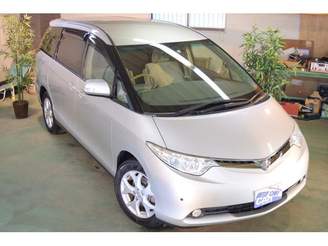 「トヨタ」「エスティマ」「ミニバン・ワンボックス」「千葉県」の中古車46