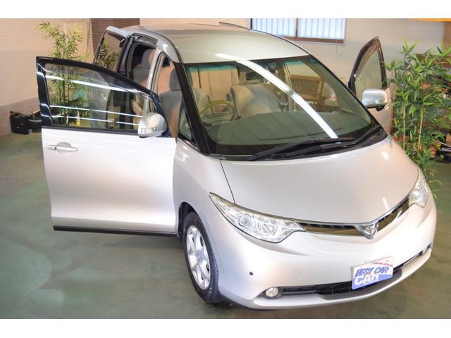 「トヨタ」「エスティマ」「ミニバン・ワンボックス」「千葉県」の中古車60