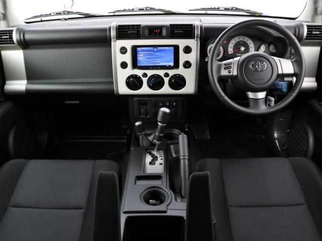 トヨタ FJクルーザー カラーPKG 買取直販リフトアップ