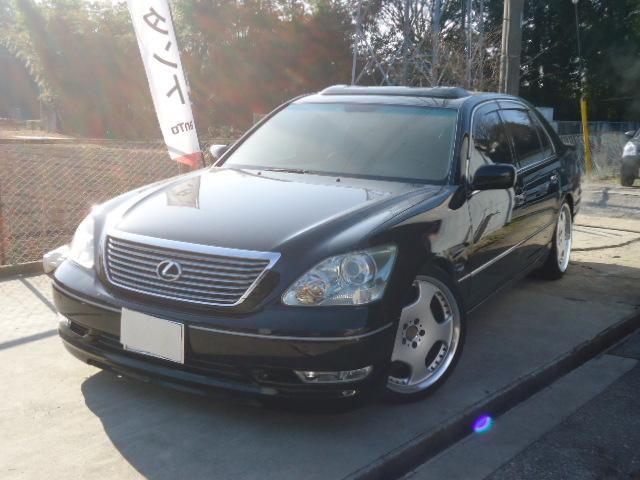 「レクサス」「レクサス LS430」「セダン」「千葉県」の中古車2