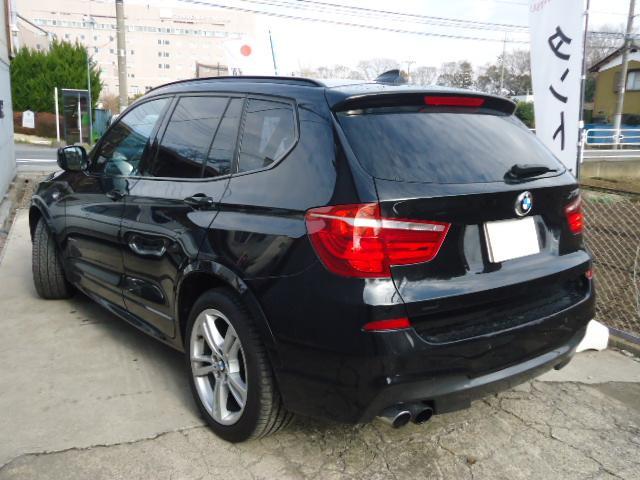 「BMW」「X3」「SUV・クロカン」「千葉県」の中古車4