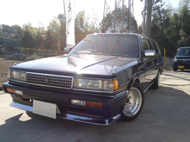 「トヨタ」「マークIIワゴン」「ステーションワゴン」「千葉県」の中古車2