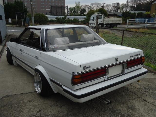 「トヨタ」「マークII」「セダン」「千葉県」の中古車5