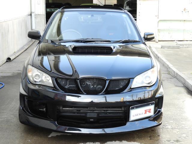 スバル インプレッサ WRX STi チャージスピード社外フルエアロ ワンオーナー