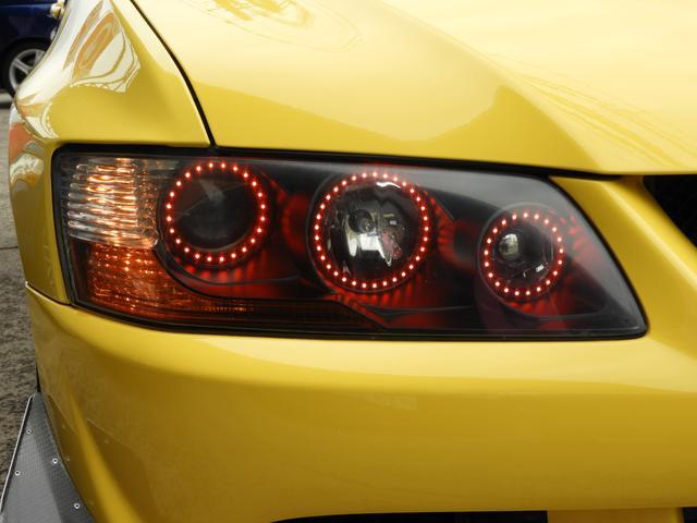 三菱 ランサー GSRエボリューションVII エボ8仕様 アラゴスタ車高調