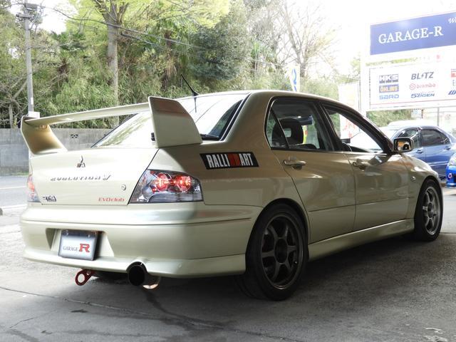 三菱 ランサー エボリューションVII GT-A エボリューションAT車