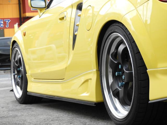 Sエディション 車高調 マフラー エキマニ サイドバー(9枚目)