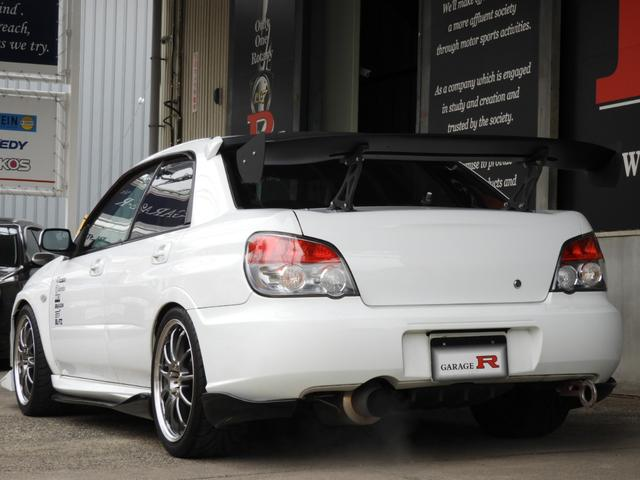 WRX STi 車高調エアクリマフラ-Defi追加メーター(7枚目)
