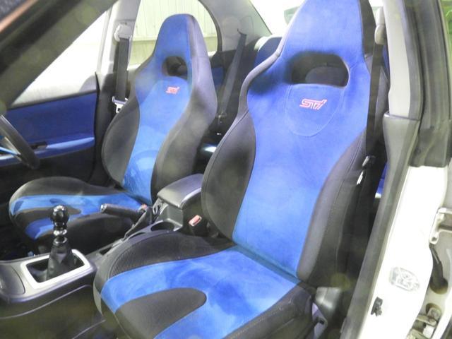 WRX STi 車高調エアクリマフラ-Defi追加メーター(13枚目)