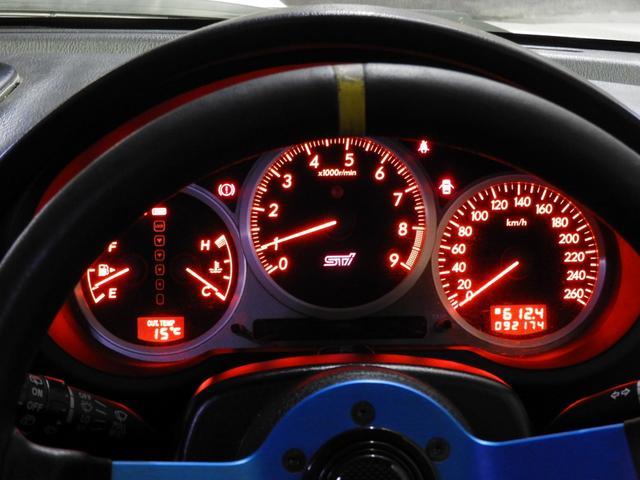 WRX STi 車高調エアクリマフラ-Defi追加メーター(19枚目)