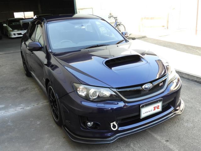 WRX STI Aライン 車高調 マフラー エンケイ18in(5枚目)