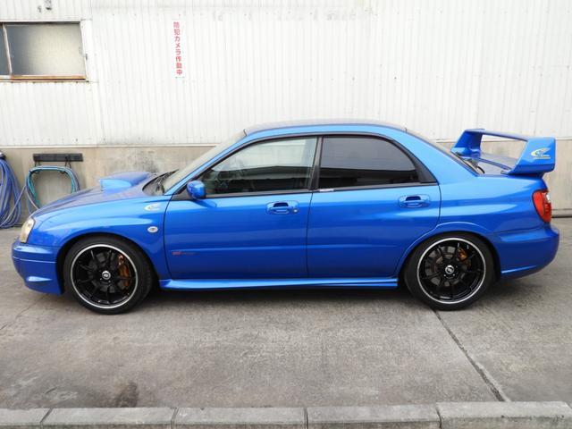 WRX STi 車高調 Defi3連メーター SDナビ(5枚目)