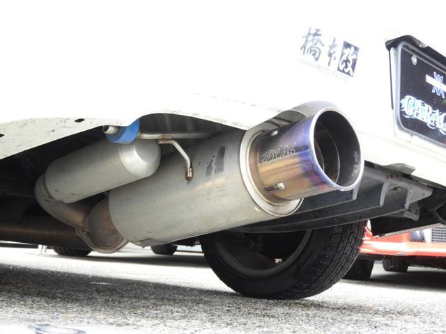 WRX STi タイミングベルト交換済 マフラー 車高調(9枚目)