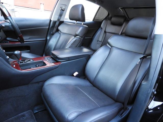 GS350 フルアーム 車高調 マフラー サンルーフ 本革(18枚目)