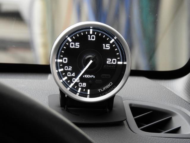 WRX STi クスコ車高調 マフラ- HDDナビ 地デジ(18枚目)