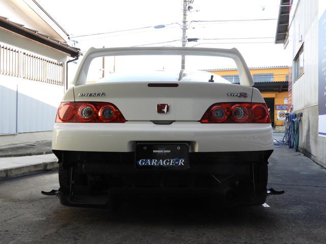 タイプR 後期最終型 無限EXマニ 車高調 フルエアロ(5枚目)