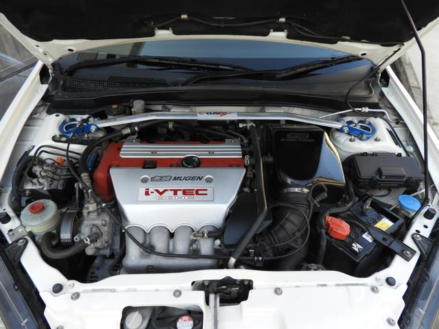 タイプR 後期最終型 無限EXマニ 車高調 フルエアロ(11枚目)