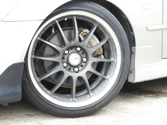 RS200 後期型 タイミングベルト交換済 マフラー 車高調 Work18インチ TRD製タワーバー イクリプスナビ HID 地デジTV ETC(6枚目)