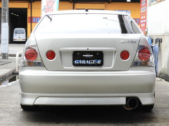 RS200 後期型 タイミングベルト交換済 マフラー 車高調 Work18インチ TRD製タワーバー イクリプスナビ HID 地デジTV ETC(12枚目)