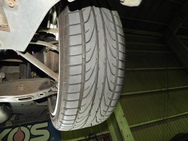 RS200 後期型 タイミングベルト交換済 マフラー 車高調 Work18インチ TRD製タワーバー イクリプスナビ HID 地デジTV ETC(44枚目)