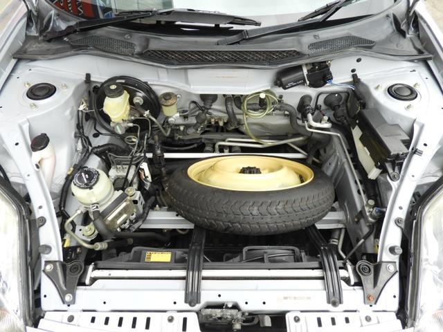ベースグレード TRDサスペンションkit TRDマフラー TRD製16インチAW TRD製 前後スタビライザー 希少後期型 6速MT(21枚目)