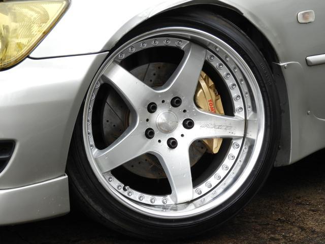 RS200 Zエディション 機械式LSD セルシオキャリパー移植 強化クラッチ エアクリ 車高調 Rデフリジット フルバケ 強化スタビ 2名乗車公認済 追加メーター HDDナビ ETC(6枚目)