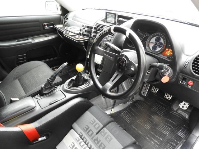 RS200 Zエディション 機械式LSD セルシオキャリパー移植 強化クラッチ エアクリ 車高調 Rデフリジット フルバケ 強化スタビ 2名乗車公認済 追加メーター HDDナビ ETC(21枚目)