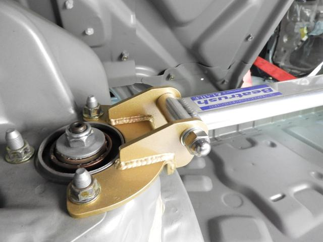 RS200 Zエディション 機械式LSD セルシオキャリパー移植 強化クラッチ エアクリ 車高調 Rデフリジット フルバケ 強化スタビ 2名乗車公認済 追加メーター HDDナビ ETC(37枚目)