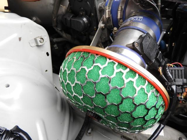RS200 Zエディション 機械式LSD セルシオキャリパー移植 強化クラッチ エアクリ 車高調 Rデフリジット フルバケ 強化スタビ 2名乗車公認済 追加メーター HDDナビ ETC(49枚目)