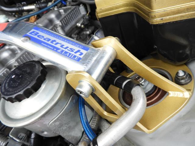 RS200 Zエディション 機械式LSD セルシオキャリパー移植 強化クラッチ エアクリ 車高調 Rデフリジット フルバケ 強化スタビ 2名乗車公認済 追加メーター HDDナビ ETC(50枚目)