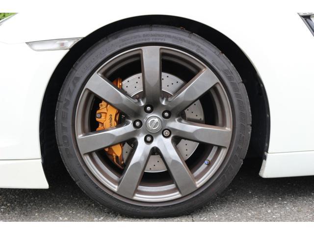 日産 GT-R プレミアムエディション HKSマフラー 後期ヘッドライト