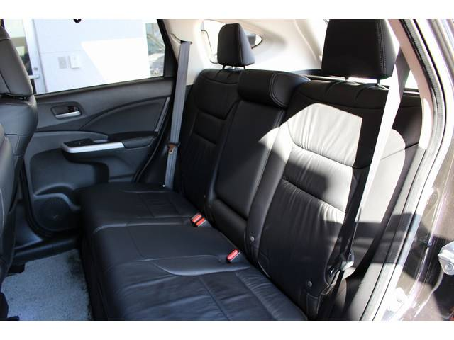 ホンダ CR-V 24G レザーPKG 4WD 黒革シート 1オーナ TV