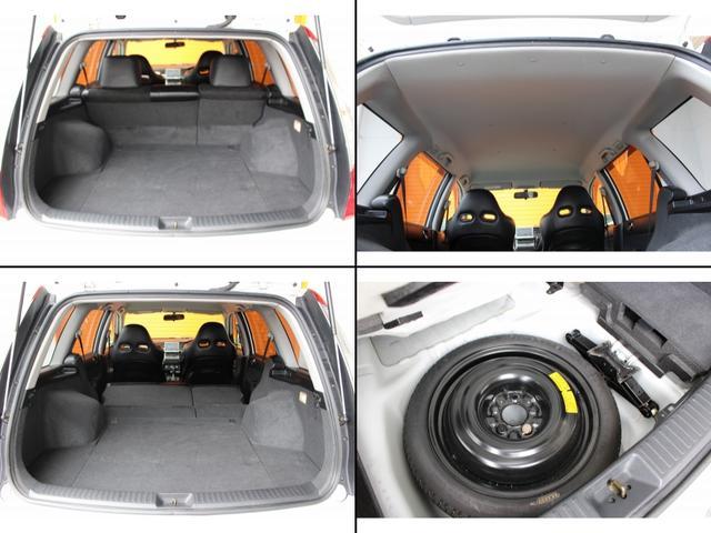 三菱 ランサーワゴン エボリューションGT-A ハーフレザー 外マフラー エアロ