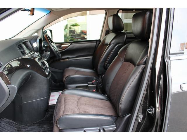 日産 エルグランド 250ハイウェイスター 4WD 後席画面 HDDナビ TV