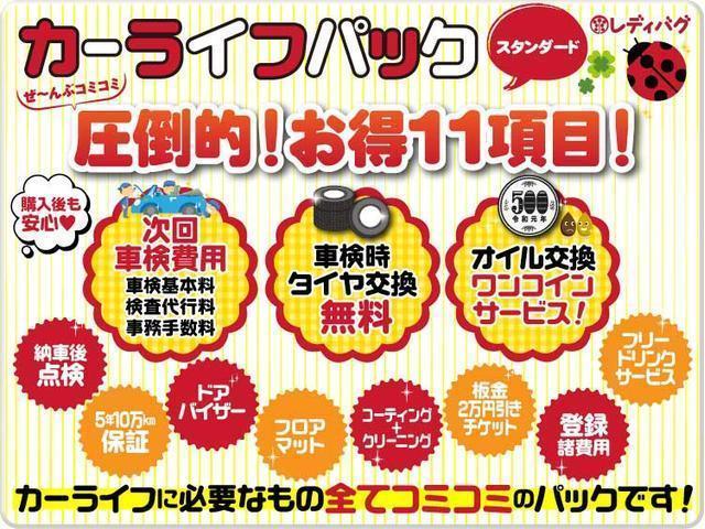"X ""メイクアップリミテッドSAIII"" 両側電動スライド(5枚目)"