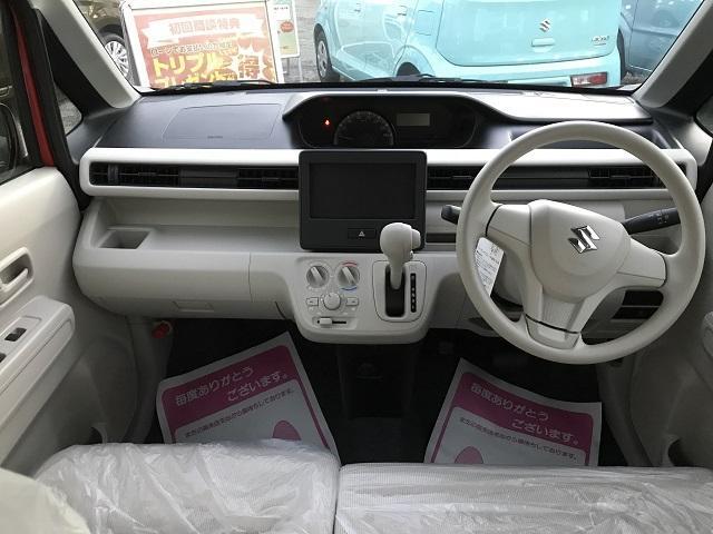 スズキ ワゴンR FA 届出済未使用車 キーレス 盗難防止機能