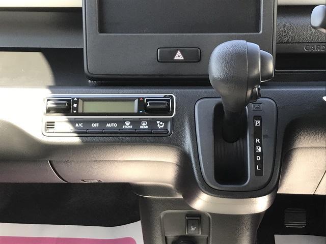 ハイブリッドFX 届出済未使用車 自動ブレーキ スマートキー(9枚目)