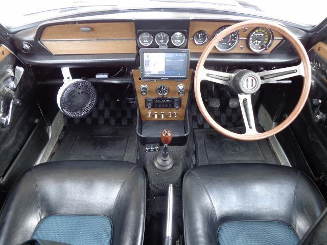 いすゞ ベレット 1800GT 社外AW SDナビ フルセグ